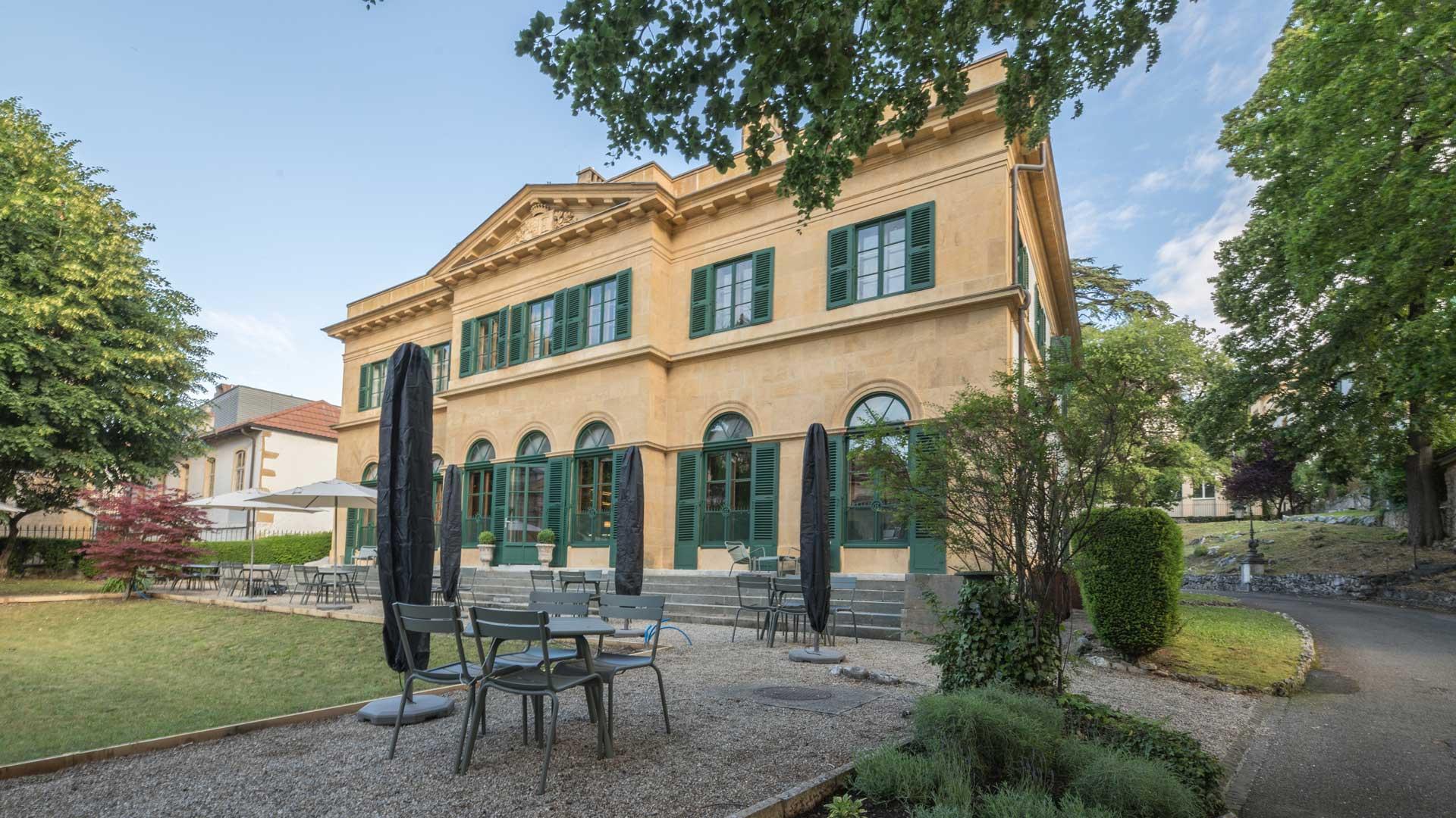 Cafe Castellane